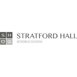 Stratford Hall School Society's logo