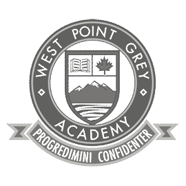 West Point Grey Academy's logo